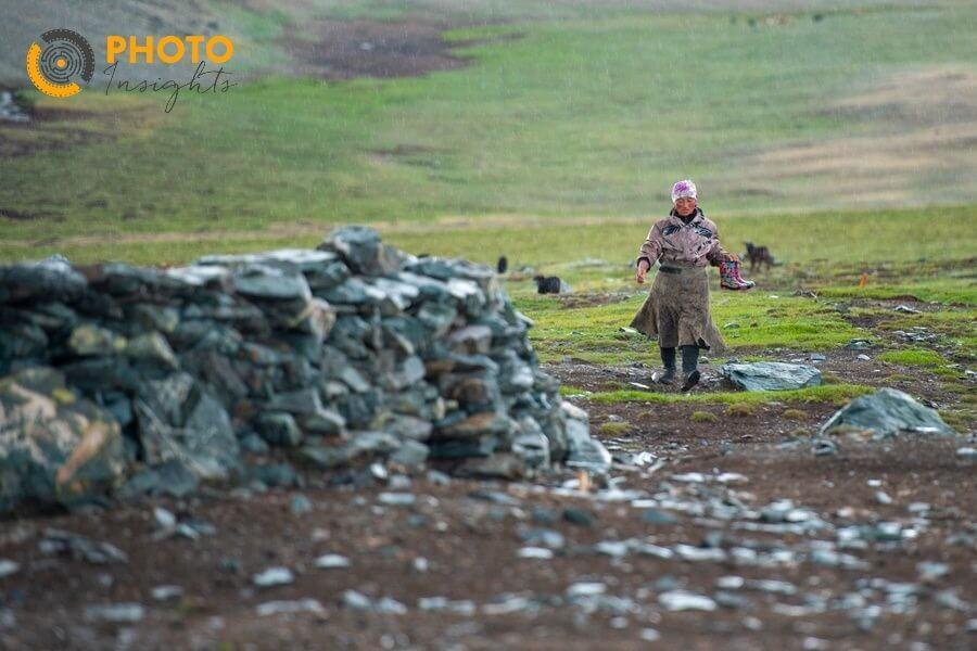 eagle hunters western mongolia