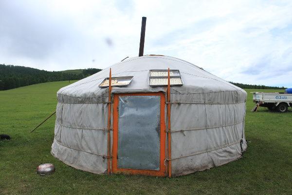 Mongolian Ger - yurt